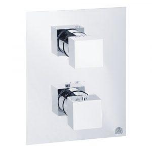 Miscelatore doccia da incasso termostato