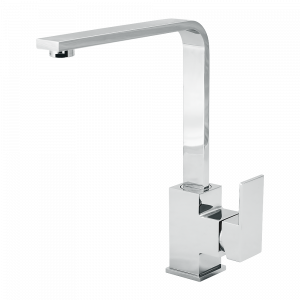 Sink mixer with movable spout Kvant