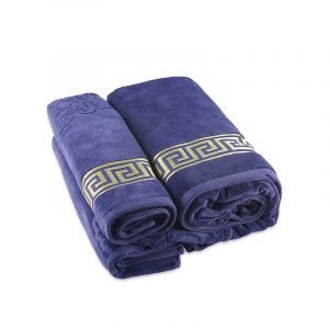 Towel Tesoro Blue