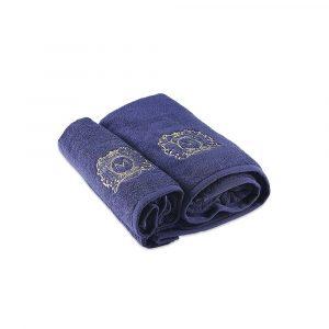 Towel Dolce Bagno Blue