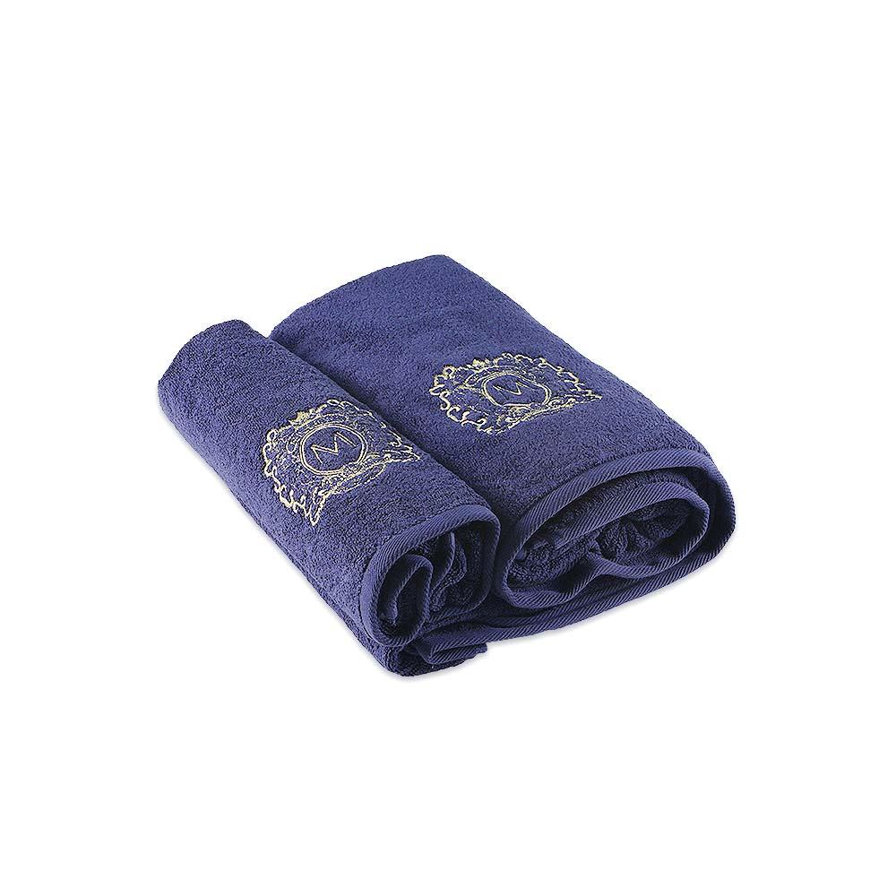Полотенце Dolce Bagno «Синий»