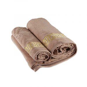 Towel Tesoro Cappuccino