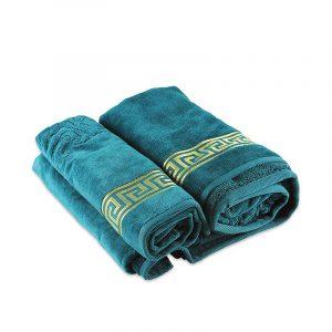 Towel Tesoro Green