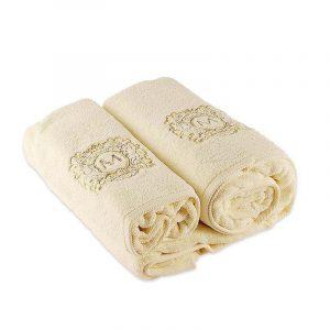 Towel Dolce Bagno Beige