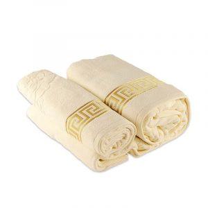Towel Tesoro Beige