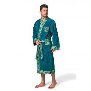 Bathrobe Magnat Green