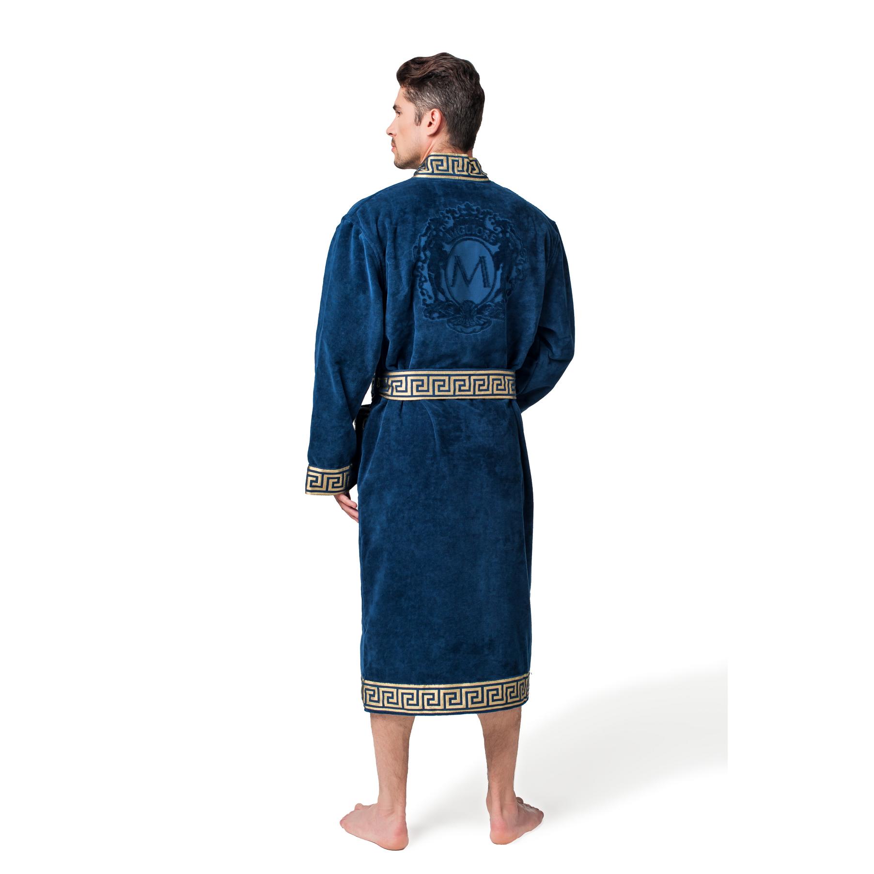Халат Tesoro Blue