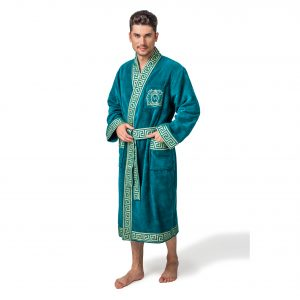 Bathrobe Tesoro Green