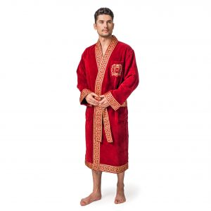 Bathrobe Tesoro Bordo
