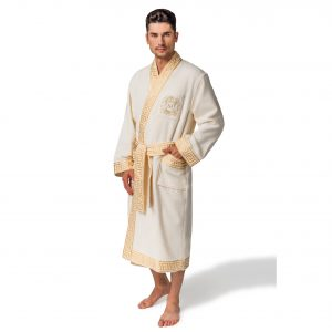 Bathrobe Tesoro Beige