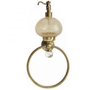 Dispenser con anello, Cristalia