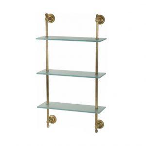 Shelf, three level, Mirella