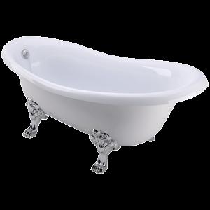 Bathtub Bella, paws Migliore