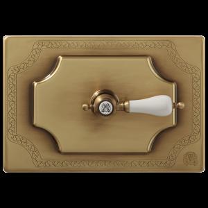 Brass plate Ottone Classic