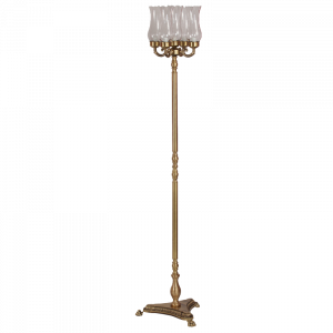 Floor lamp, 5 lamps