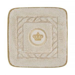 Tappeto da bagno, 60×60, CORONA