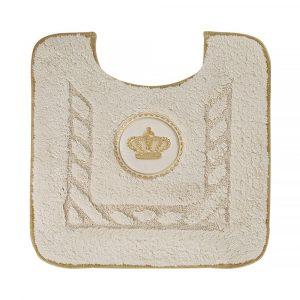 Tappeto da bagno, WC, 60×60, CORONA