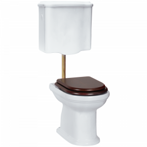 WC low level cistern
