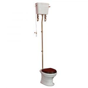 WC high level cistern, Gianeta