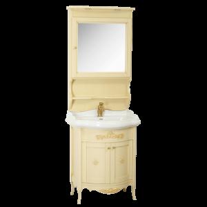 Base per lavabo, specchioscaffale, lavabo consolle per mobile, Bella