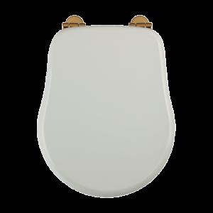 Copriwater Laccato Bianco