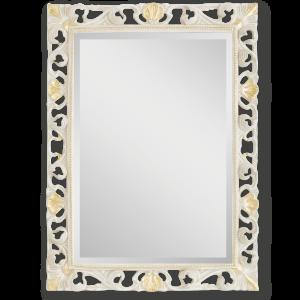 Зеркало фигурное прямоугольное