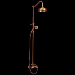 Colonna doccia Onda con deviatore