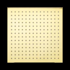 Overhead shower, 250×250 mm