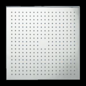 Soffione, 400×400 mm