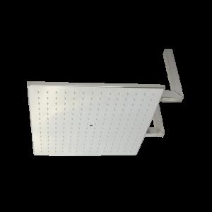Overhead shower PARIGI, 400×400 mm