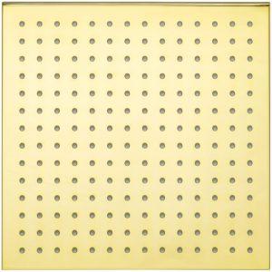 Acquazzone Soffione, 250×250 mm