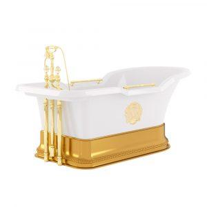 Impero Podium. Vasca da bagno (Logo)