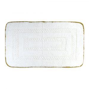 Rug, 100×60, gold