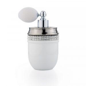 The perfume bottle, Platinum, Swarovski