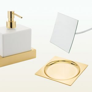 Kvant— new series of bath accessories