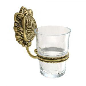 Porta bicchiere, vetro