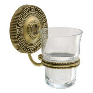 Porta bicchiere, vetro, Monte Carlo