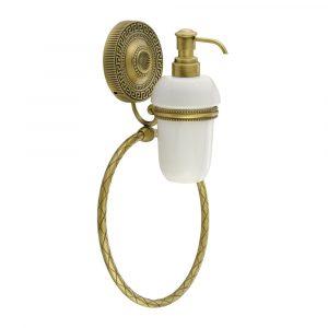 Dispenser con anello, Ceramica